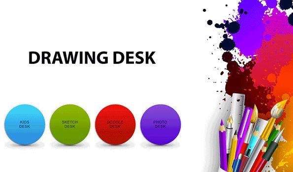 Drawing Desk.
