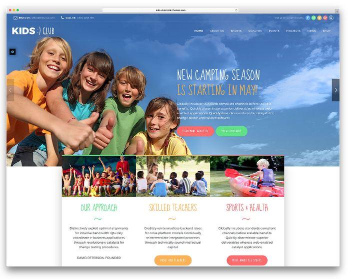 Kids Club - Hiệu suất là mối ưu tiên hàng đầu