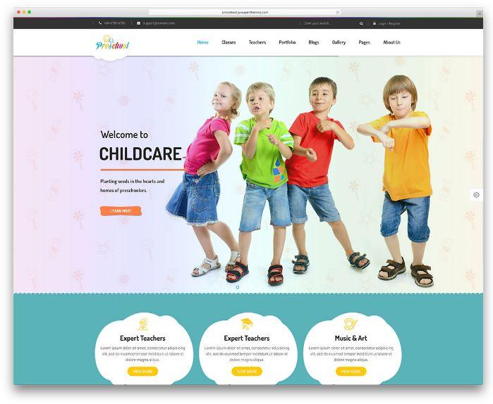 Preschool - Sản phẩm từ một tập thể tài năng
