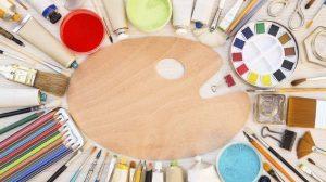 Top 12 shop bán họa cụ - dụng cụ vẽ online