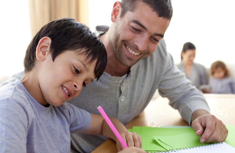 Xây dựng thói quen học tập là một phương pháp học tập rất tốt cho trẻ nhỏ