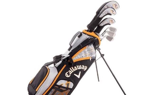 Gậy chơi golf cho bé trai - Callaway X Junior hot IR JV
