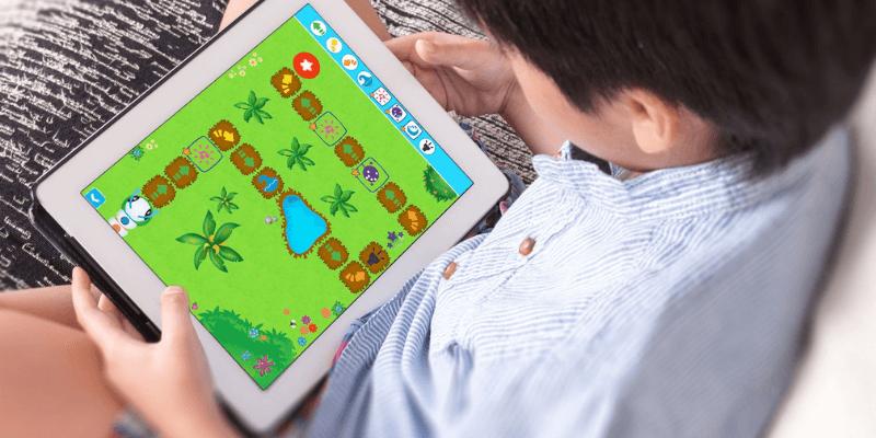 ứng dụng dạy lập trình cho trẻ em