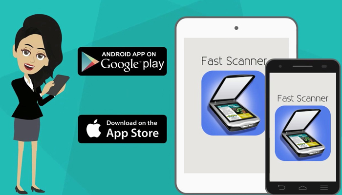App scan văn bản miễn phí - Fast Scanner