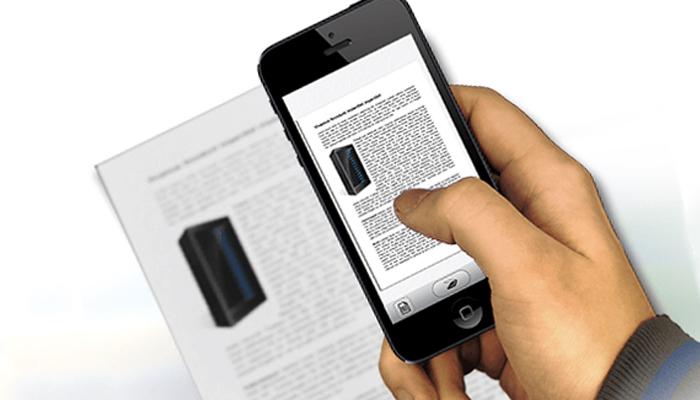 Top 5 ứng dụng scan tài liệu trên điện thoại miễn phí